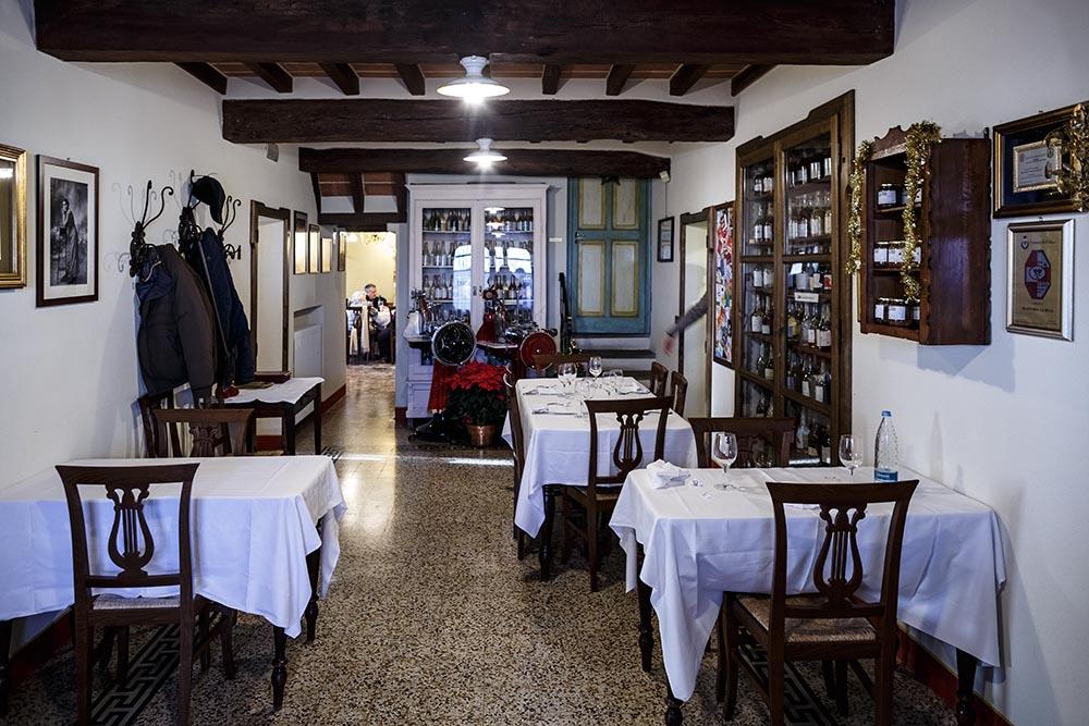 La Buca / Zibello, Italien