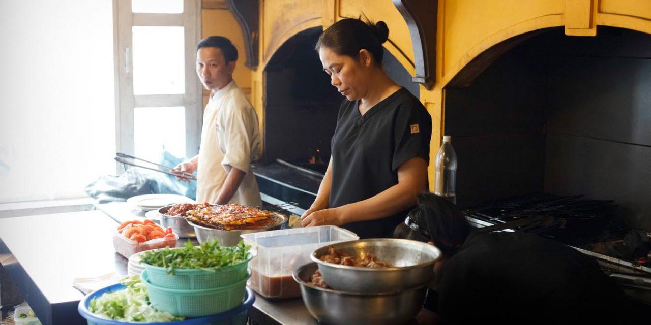 Nhà Hàng Ngon / Saigon, Ho-Chi-Minh-City, Vietnam