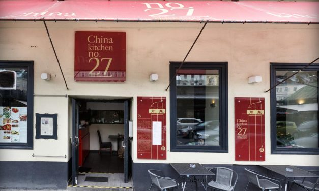 China Kitchen No. 27 / Wien 6