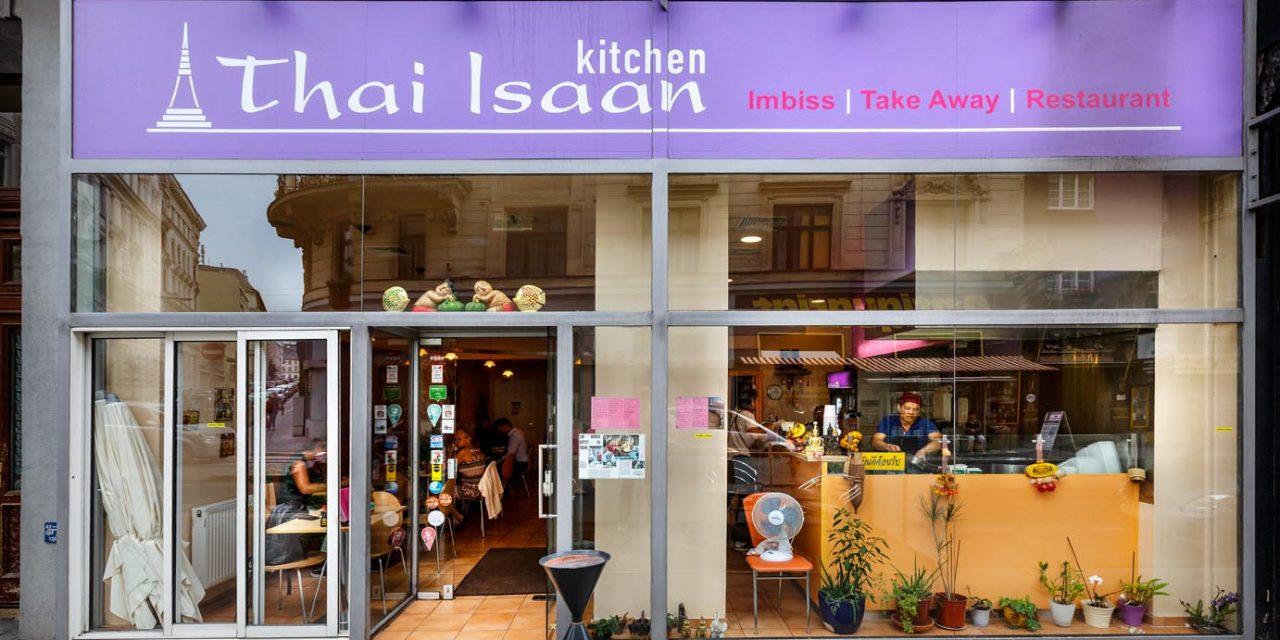 Thai Isaan Kitchen / Wien 6