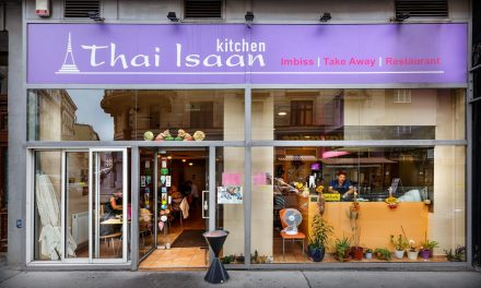 Thai Isaan Kitchen / Wien 6