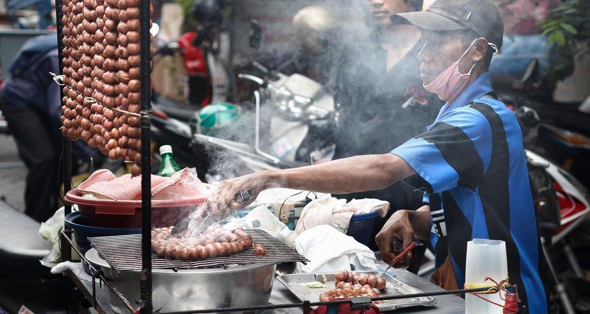 Chinatown Streetfood / Bangkok
