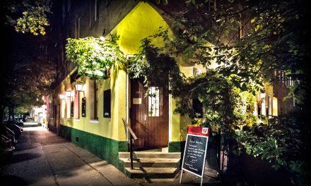 Gastwirtschaft zum Nussgartl / Wien 20