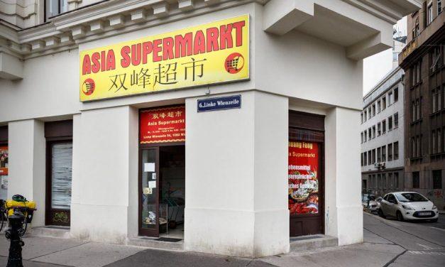 Shuang Feng Asia Supermarkt