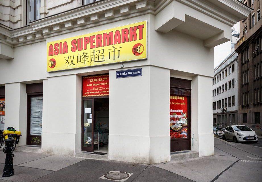 Zhou & Du Asia Supermarkt