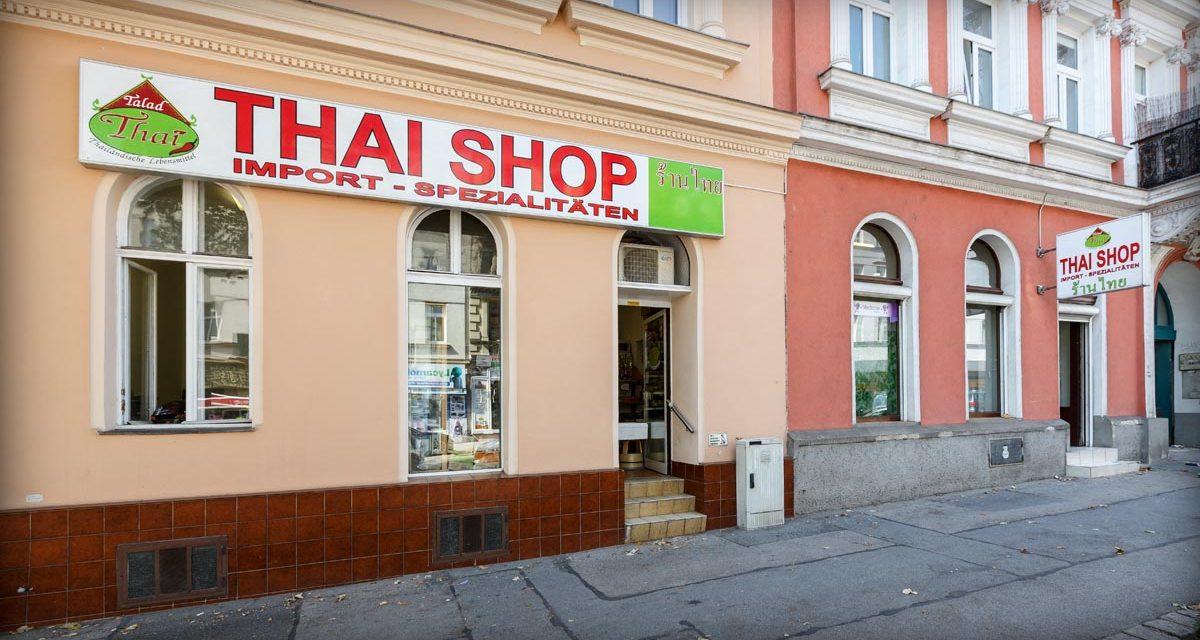 Talad Thai Shop / Wien 15