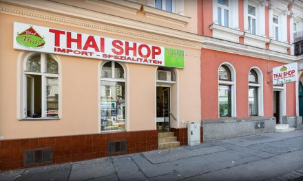 Talad Thai Shop / Wien 15