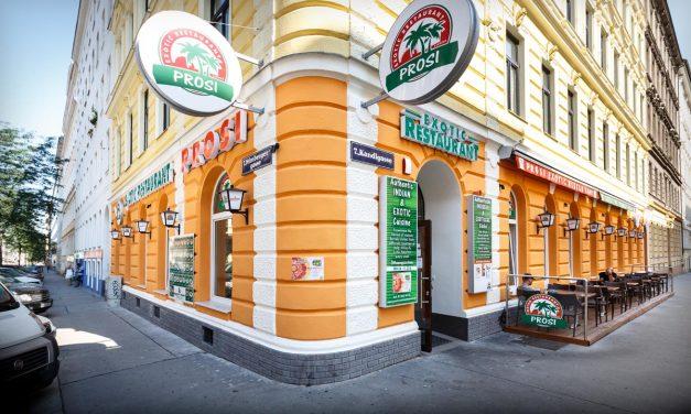 Prosi Indian Restaurant / Wien 7