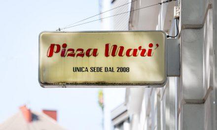 Pizza Mari' / Wien 2