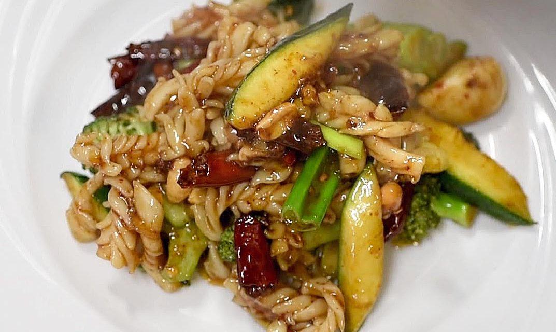 Tintenfisch Gong Bao