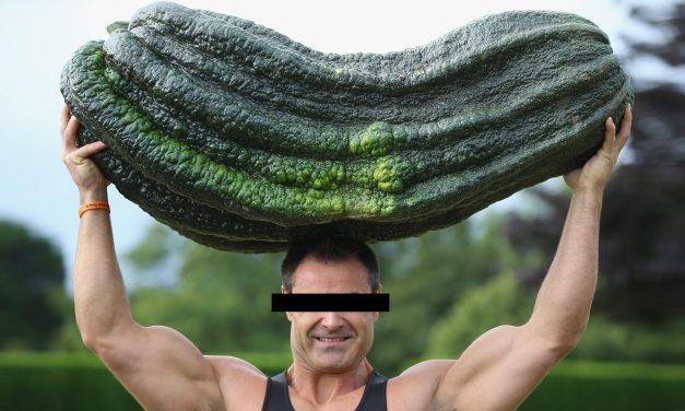 Humbug der Woche – großes Gemüse