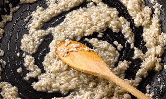 Risotto – die Reiskultur der Po-Ebene