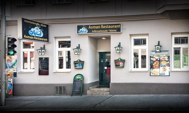 Asman Restaurant / Wien 3