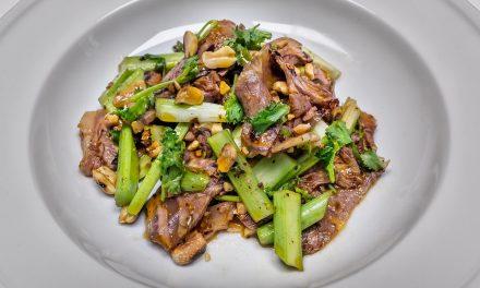 Fuqi Feipian – Rindfleischsalat aus Sichuan