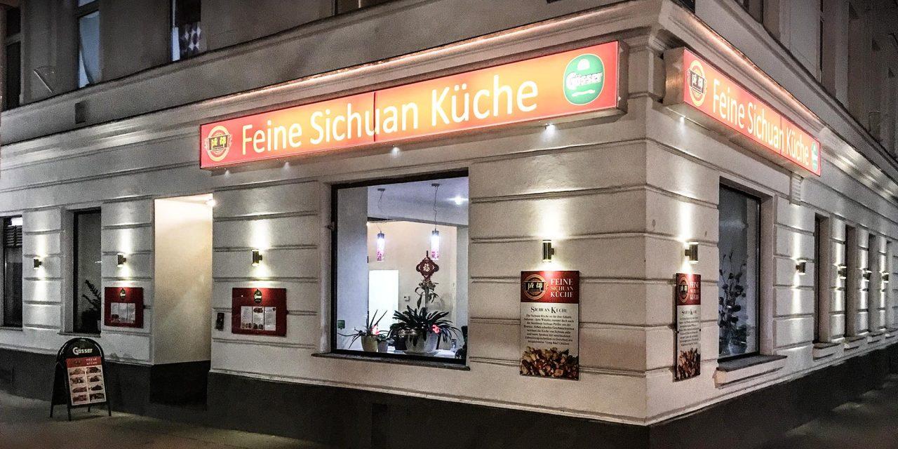 Feine Sichuan Küche / Wien 14 - Kochgenossen