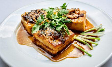 Niang Tofu / gefüllter Tofu