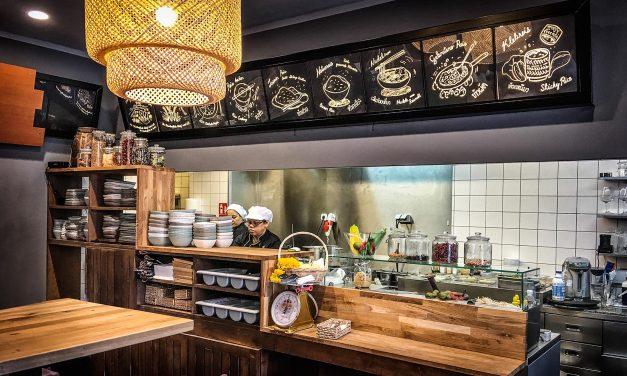 All Reis – Bangkok Street Food / Wien 15