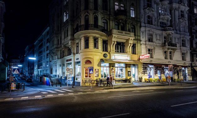 China Zentrum Zhong Xin / Wien 6