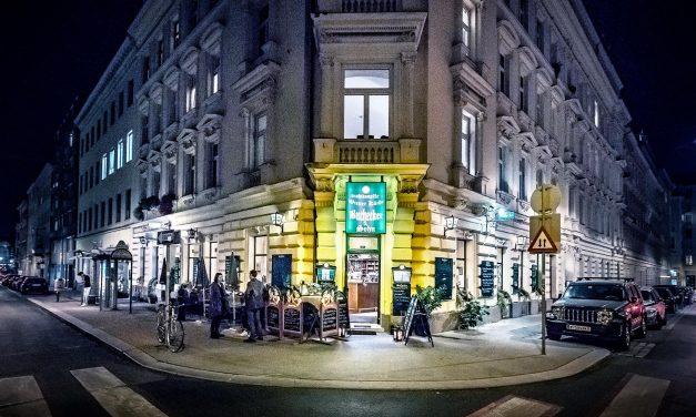 Gasthaus Buchecker & Sohn / Wien 4