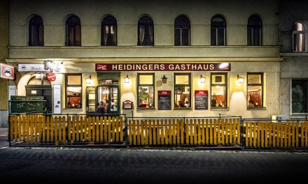 Heidingers Gasthaus / Wien 15