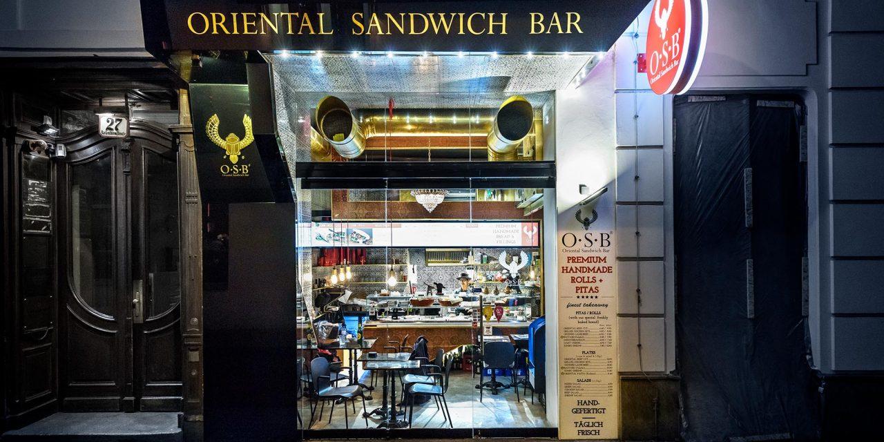 Oriental Sandwich Bar / Wien 1