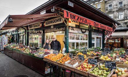Kuczera Obst & Gemüse / Wien 6 / Naschmarkt