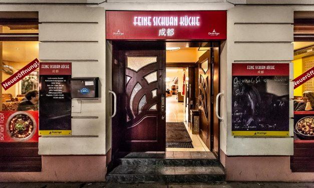 Feine Sichuan Küche / Wien 5