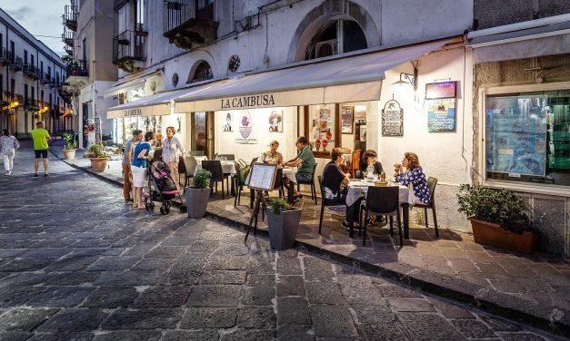 La Cambusa / Lipari, Italien