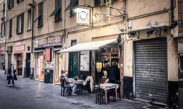 Rustichello / Genua, Italien