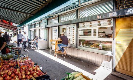 Bosna Grill / Hannovermarkt, Wien 20