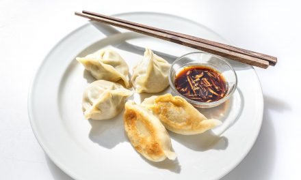 Chinesische Teigtaschen / Jiǎozi