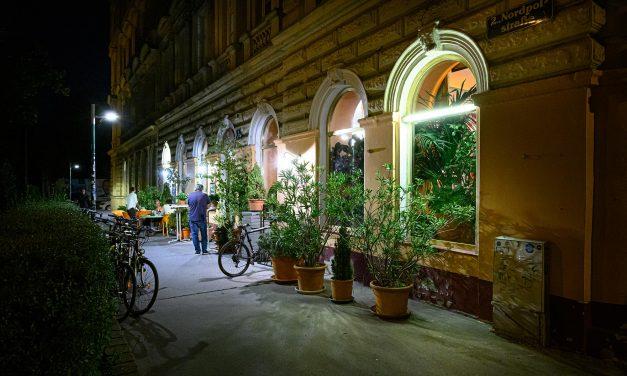 Gasthaus am Nordpol 3 / Wien 2
