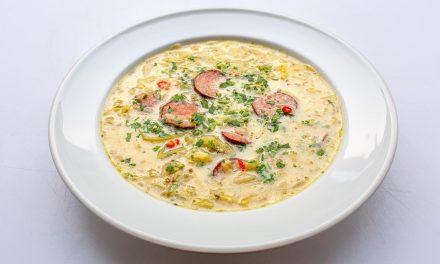 Böhmische Krautsuppe