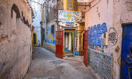 The Hungry Nomad / Essaouira, Marokko