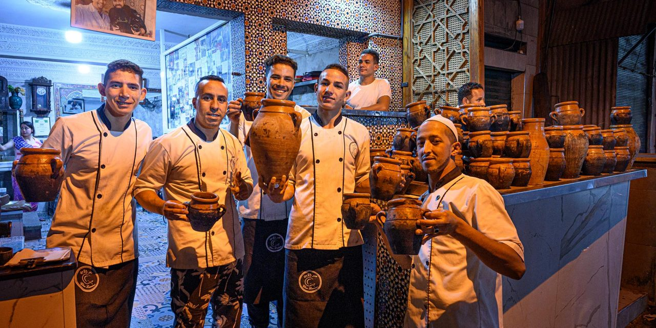 Chez Lamine Hadj Mustapha / Marrakech, Marokko