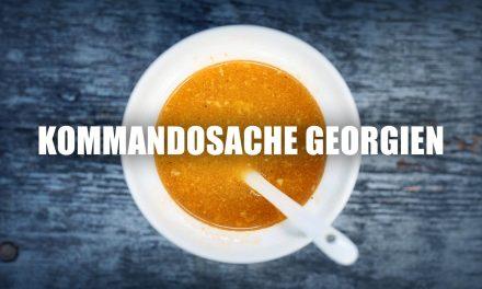 Kommandosache Georgien