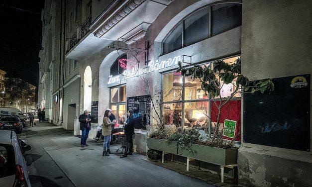 Wirtshaus zum roten Bären / Wien 9