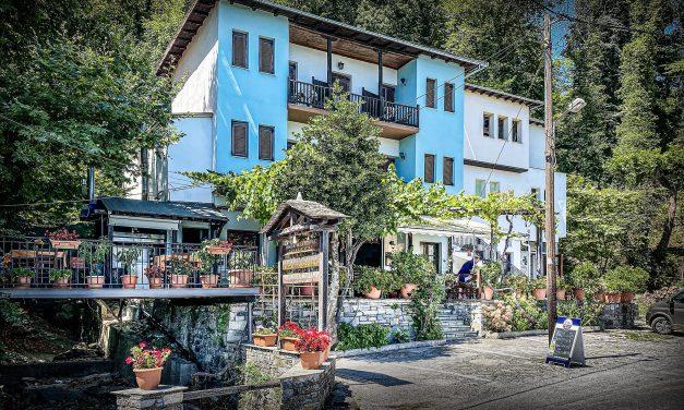 O Barbakostas / Tsagkarada, Pilion, Griechenland