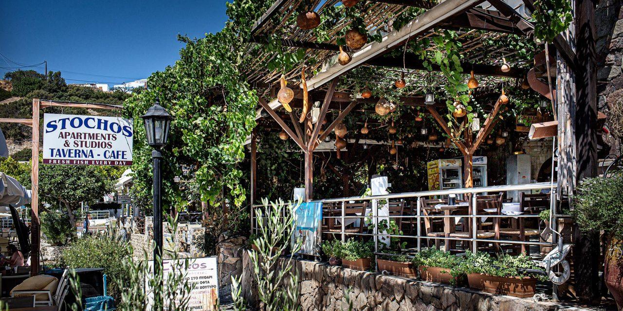 Stochos / Agia Galini, Kreta, Giechenland