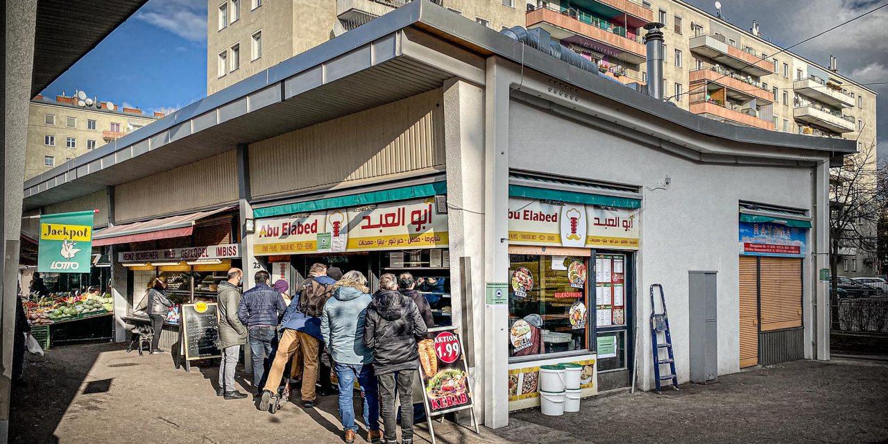 Abu Elabed / Hannovermarkt, Wien 20