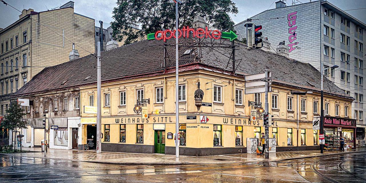 Weinhaus Sittl – zum goldenen Pelikan / Wien 16