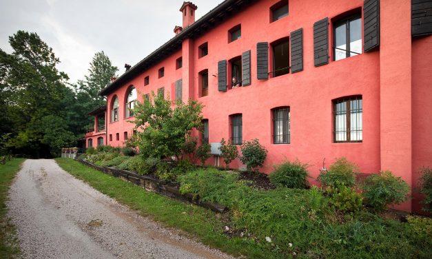 La Casa Rossa ai Colli / San Daniele / Friaul / Italien